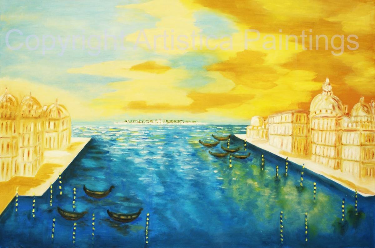 Venezia Magica, la mattina