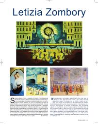 Articolo della rivista ITALIA ARTE maggio 2014